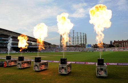 Cricket - NatWest t20 Blast - Southern Division - Surrey v Gloucestershire - Kia Oval