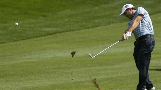 Golf - Fisher Jr and Sterne remain neck and neck
