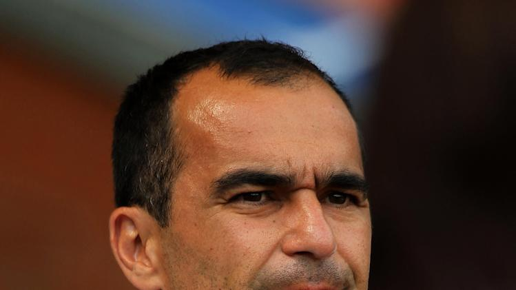 Soccer - Roberto Martinez File Photo