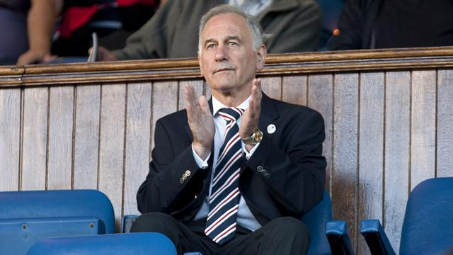 Green: Fans want to see Rangers in super league