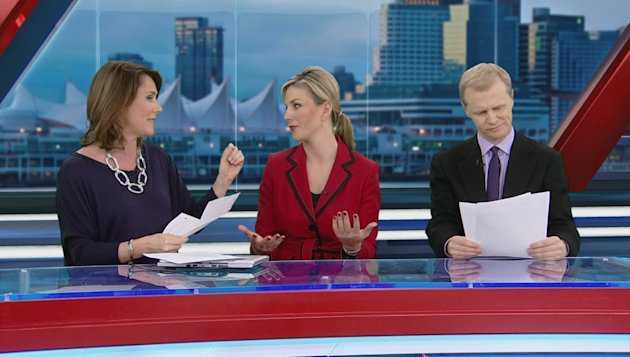 Thu, Mar 26: On this edition of the News Hour Plus, the Global BC anchors discuss how to deal with hecklers and haters after meteorologist Kristi Gordon received a hurtful letter from an unhappy viewer about her pregnancy wardrobe.