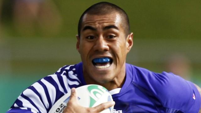 Rugby - Samoa claim another Six Nations scalp with Italy win