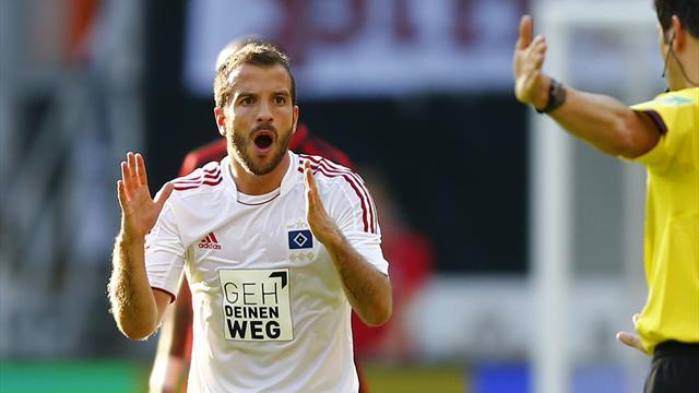 Bundesliga - Hamburg 'running out of excuses' ahead of crunch match