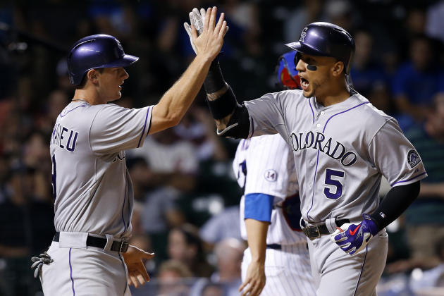 Bryant's HR in 9th lifts Cubs to 9-8 win over Rockies