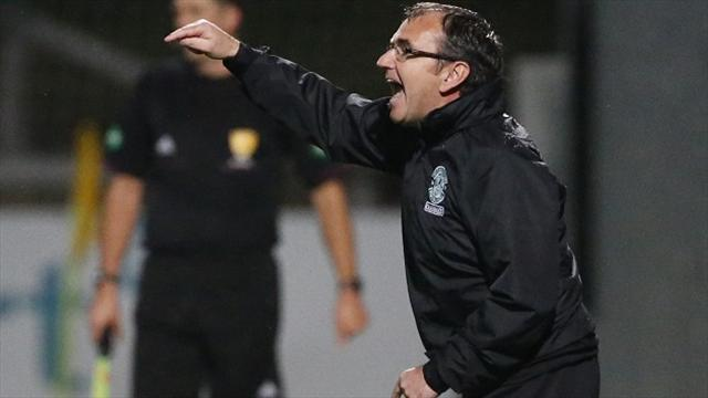 Scottish Football - Fenlon relieved to take victory