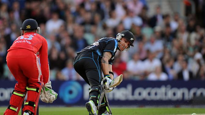 Cricket - Natwest International Twenty20 - England v New Zealand - The Kia Oval