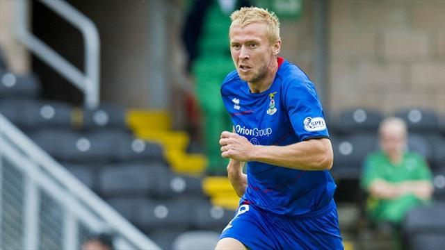Scottish Premiership - Inverness held by Hibs