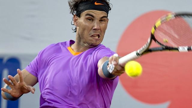 Tennis - Nadal: Give me time before judging me