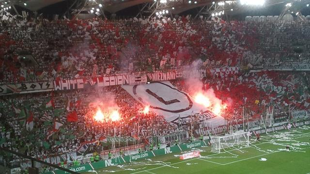Champions League - Polish champions ordered to close stand over racist behaviour