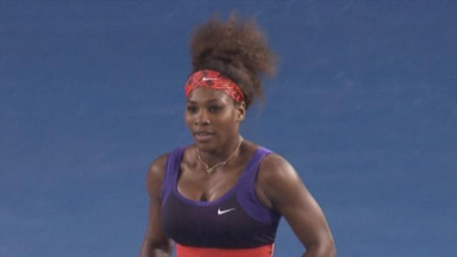 Australian Open: Women's day 8 round-up