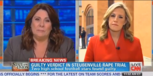 What the Media Says About Coverage of the Steubenville Rape Case
