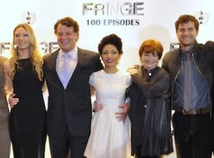 What Did Fringe Stars Hope to Steal from the Set?