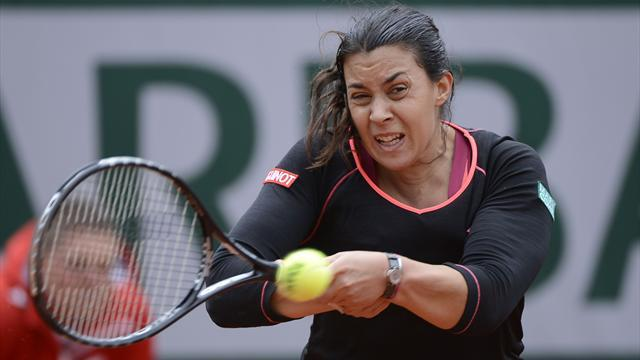 French Open - Bartoli drama in Roland Garros marathon