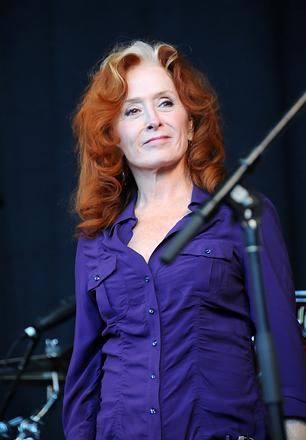 Bonnie Raitt Tackles Occupy Wall Street, Personal Tragedy on New Album