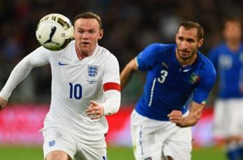 Chiellini: Italy must build on England draw