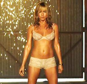 Jennifer Aniston seen in 'We're The Millers' -- Warner Bros.