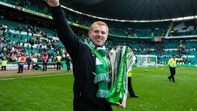 Scottish Football - Lennon: Too early for '10 in a row' talk