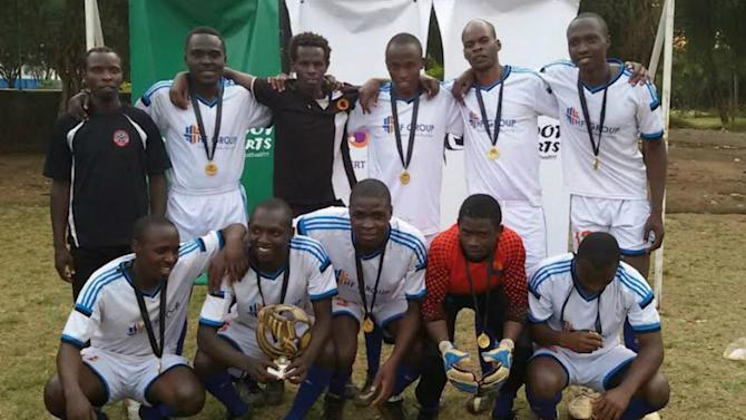 Housing Finance crowned Left Foot World Cup winners