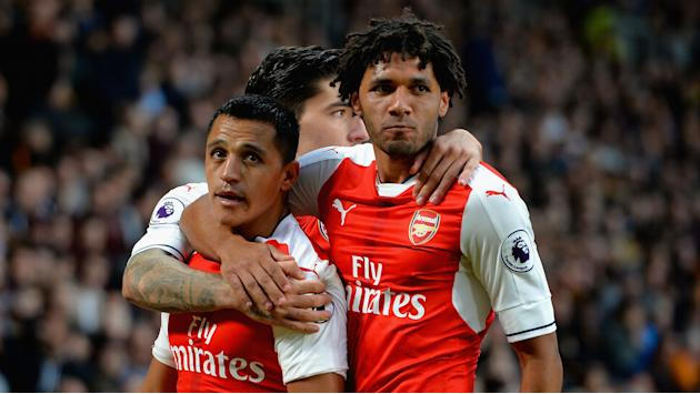 Elneny wants to be an Arsenal legend 'like Thierry Henry'