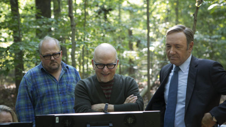 """House of Cards"" -- Behind the Scenes"