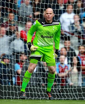 Brad Friedel is happy to have competition at Tottenham