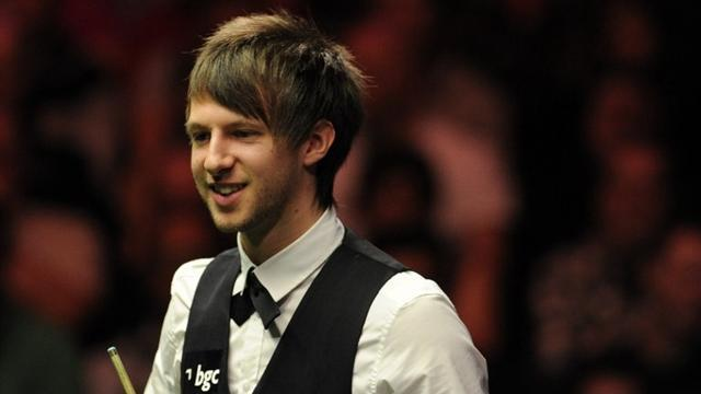 Snooker - Trump leads Shanghai final despite Higgins 147