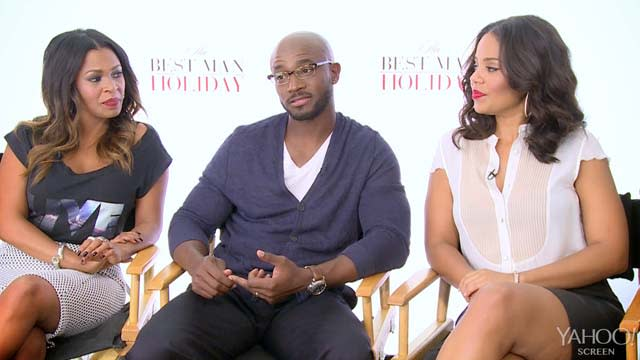 'Best Man Holiday' Insider Access: Lightning Round