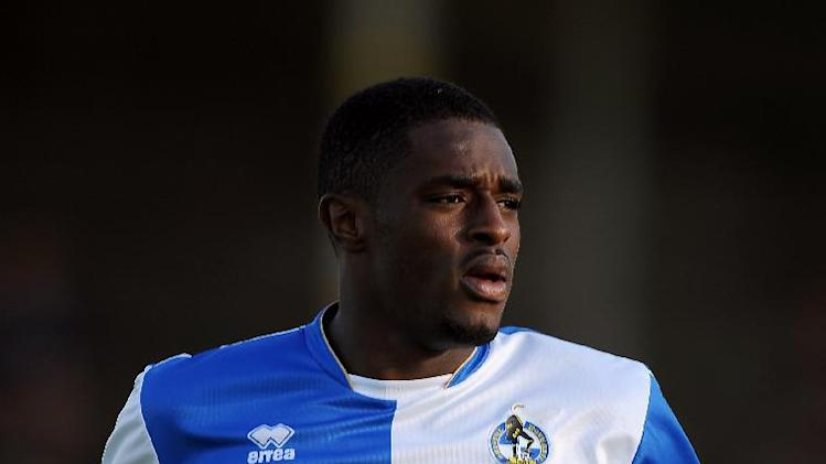 Mustapha Carayol has moved up two divisions to the Championship