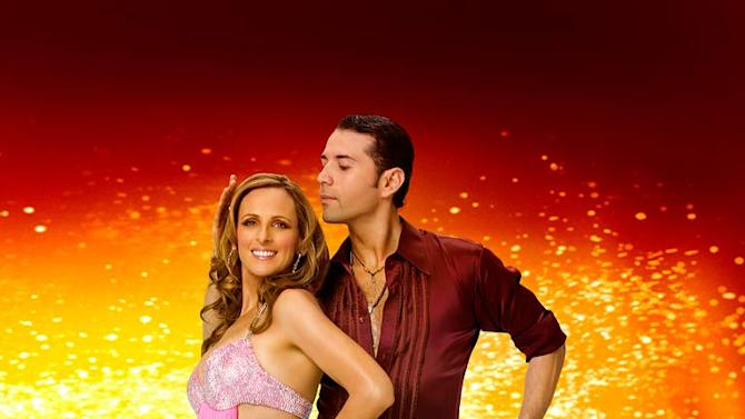 Academy Award winning actress Marlee Matlin teams up with professional dancer Fabian Sanchez for Season 6 of Dancing with the Stars.