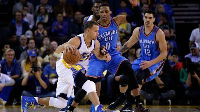NBA Playoffs 2016: 5 reasons the OKC Thunder are making the Warriors look vulnerable
