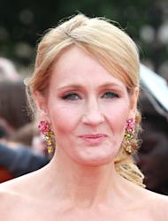 J.K. Rowling honoured with freedom of London