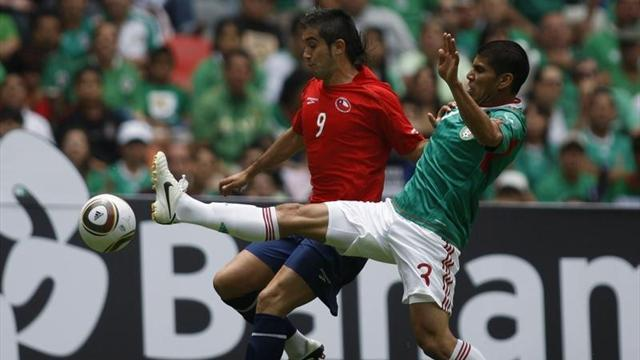Concacaf Football - Mexico World Cup defender Salcido joins Guadalajara