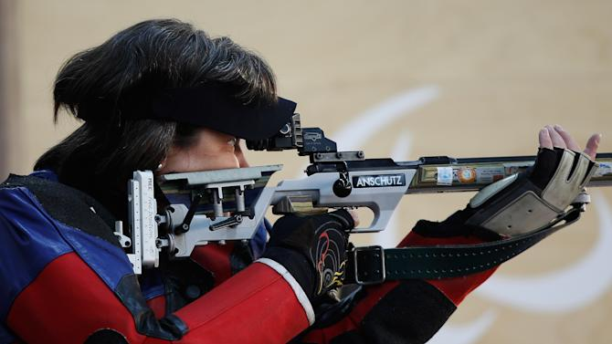 2012 London Paralympics - Day 8 - Shooting