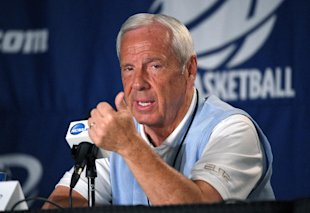 North Carolina coach Roy Williams insists he was not involved in any academic impropriety. (AP)