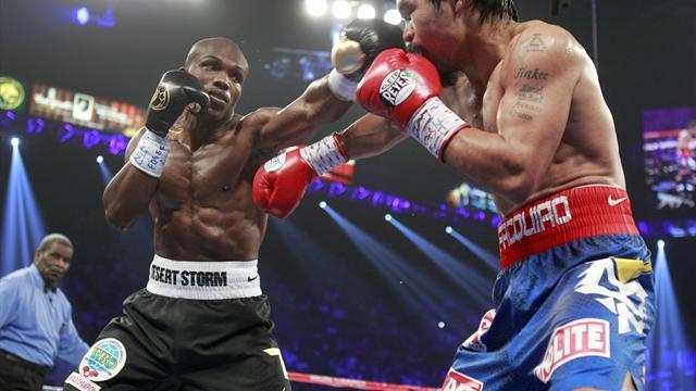 Boxing - Redemption the lure for both Bradley and Pacquiao