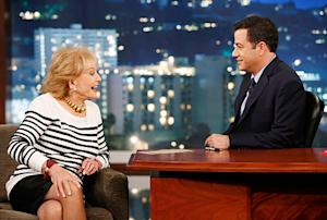 "Barbara Walters Jokes About The View Ladies: ""I Don't Like Any of Them"""