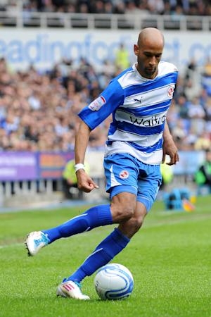 Reading winger Jimmy Kebe is closing in on a comeback
