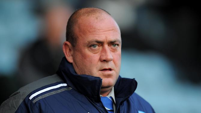 Coventry City manager Andy Thorn hopes to get off to a good start at Yeovil