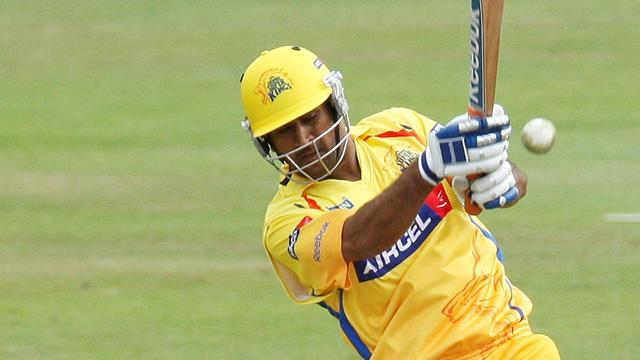 Champions League T20 - Super Kings see off Sunrisers