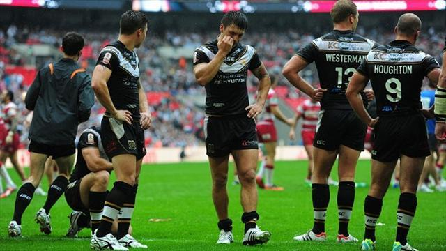 Rugby League - No excuses from defeated Hull