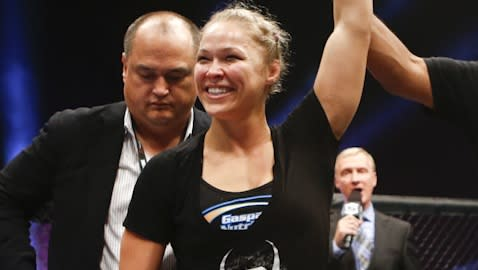 Women's MMA in the UFC Doesn't Rest Solely on Ronda Rousey's Shoulders