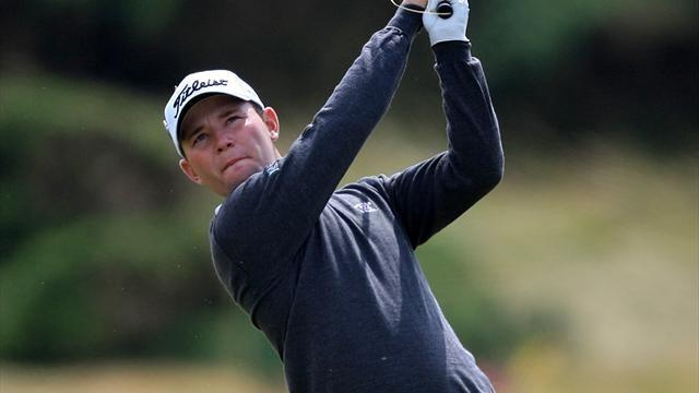 Golf - Hot prospect Grace joins IMG stable