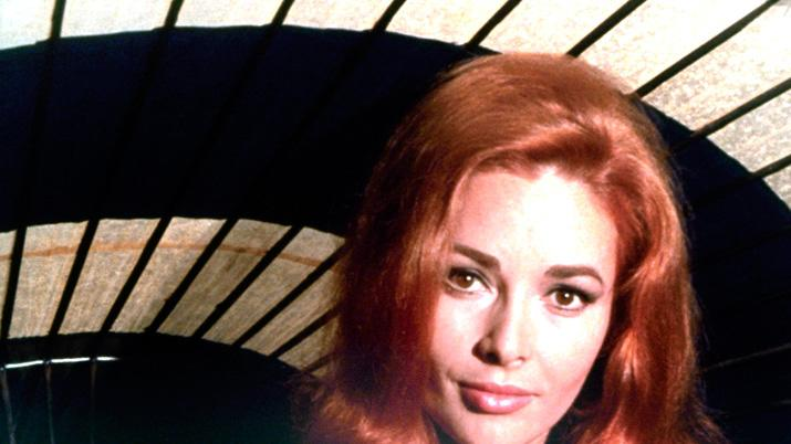 Bond Girls Gallery 2008 You Only Live Twice Karin Dor
