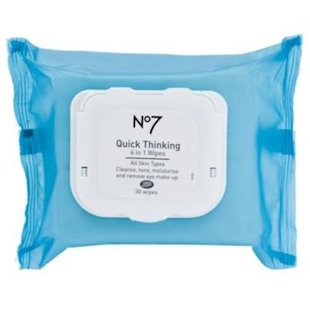 boots no7 wipes