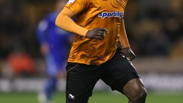 Football - Treble blow for Wolves