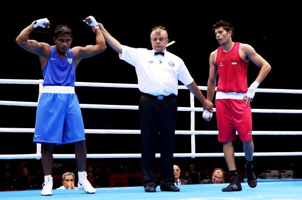 Olympics Day 3 - Boxing