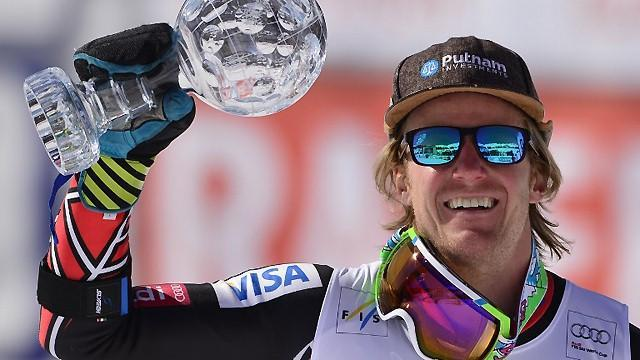 Alpine Skiing - Ligety romps to Giant Slalom victory in St Moritz