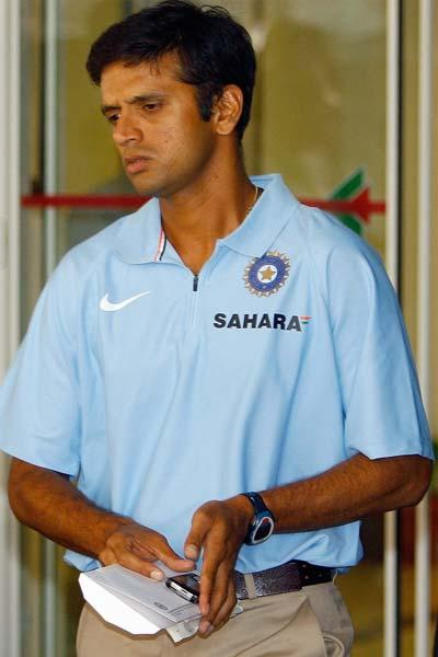 Dravid was once again dropped from the ODI squad in 2007, soon after he stepped down as India's captain. Two years later, he was called back in bid to help the Indian team tackle the bouncy pitches in