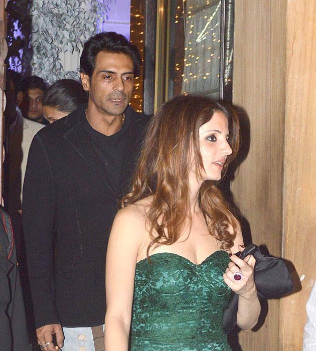 Ash, Sallu, Lolo and Abhi party together