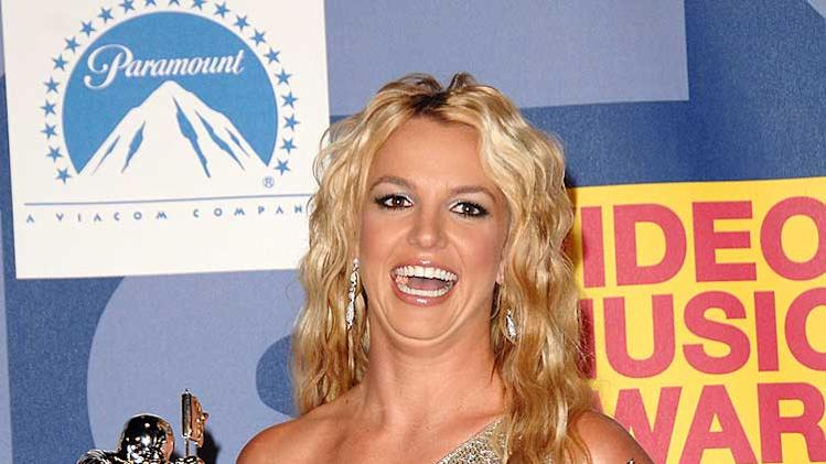 Spears Britney MTV Msc Aw